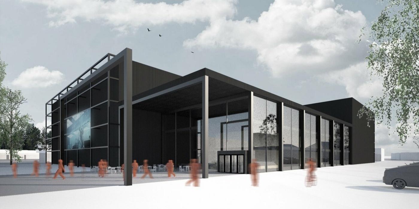 Jaanuaris 2019 anti linnavolikugu otsusega arendajale üle Paljassaare tee 17 kinnistu eesmärgiga rajada sinna loome- ja filmilinnak. 2019. aasta detsembris kuul